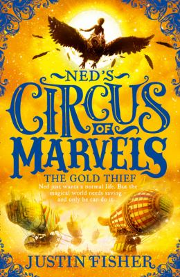Cover image for The gold thief