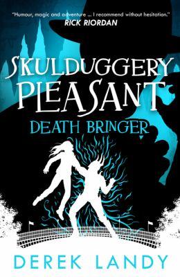 Cover image for Death bringer