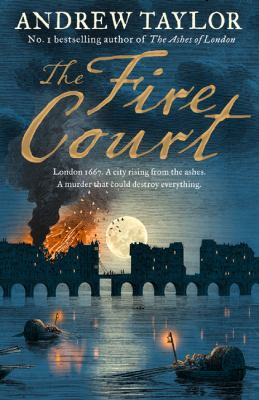 Cover image for The fire court