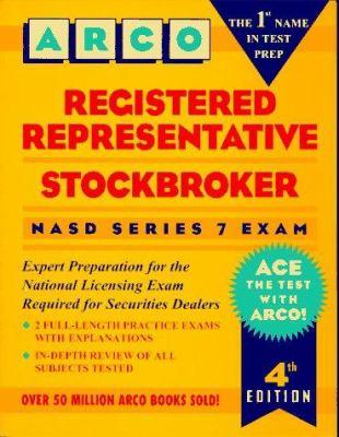 Cover image for Registered representative/stockbroker : NASD series 7 exam