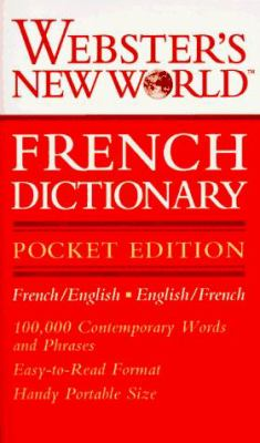 Cover image for Webster's new world French dictionary.