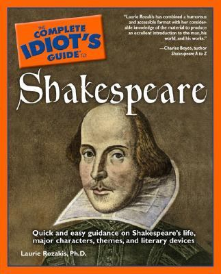 Cover image for The complete idiot's guide to Shakespeare