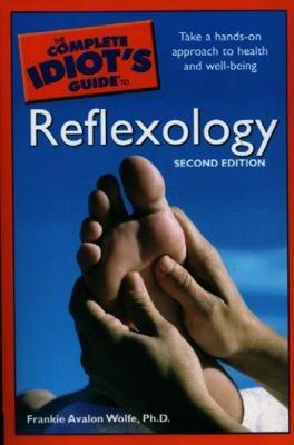 Cover image for The complete idiot's guide to reflexology