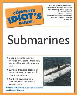 Cover image for The complete idiot's guide to submarines