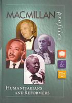 Cover image for Humanitarians and reformers.