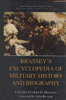 Cover image for Brassey's encyclopedia of military history and biography