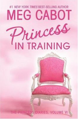Cover image for Princess in training