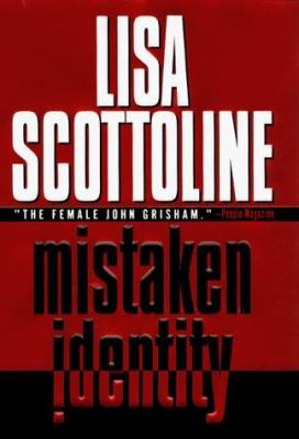 Cover image for Mistaken identity