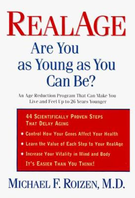 Cover image for RealAge : are you as young as you can be?