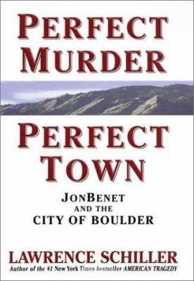 Cover image for Perfect murder, perfect town