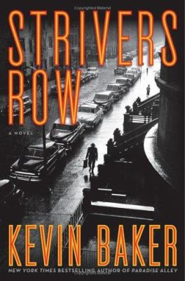 Cover image for Strivers row : a novel
