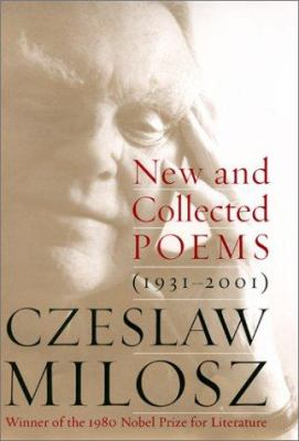 Cover image for New and collected poems 1931-2001