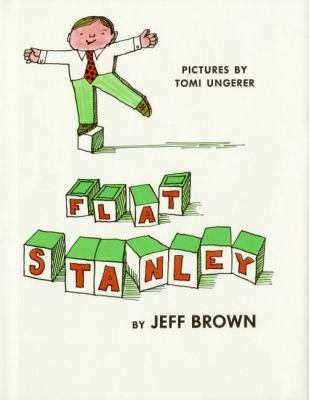 Cover image for Flat Stanley