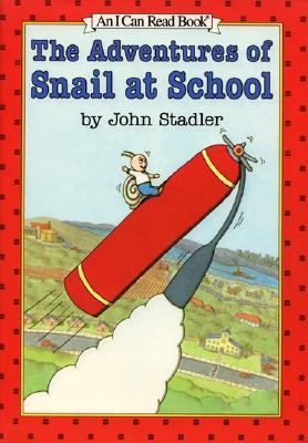 Cover image for The adventures of Snail at school