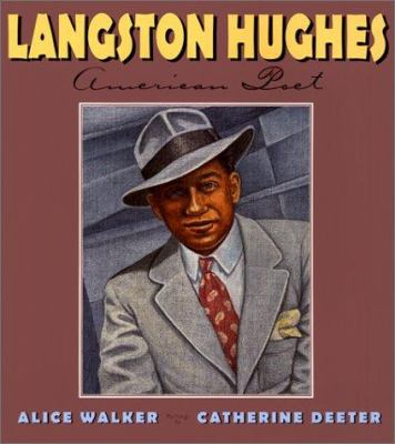 Cover image for Langston Hughes, American poet