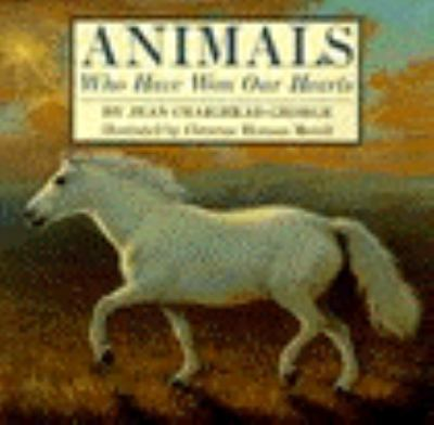 Cover image for Animals who have won our hearts