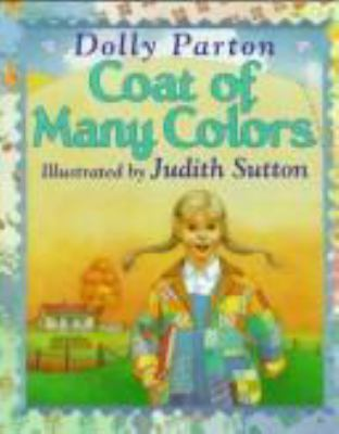 Cover image for Coat of many colors