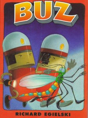 Cover image for Buz