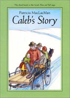 Cover image for Caleb's story