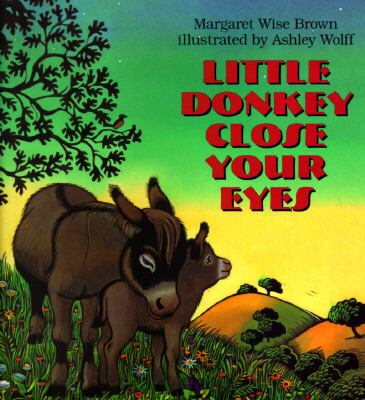 Cover image for Little Donkey close your eyes