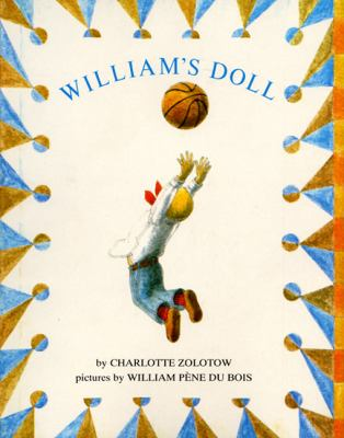 Cover image for William's doll