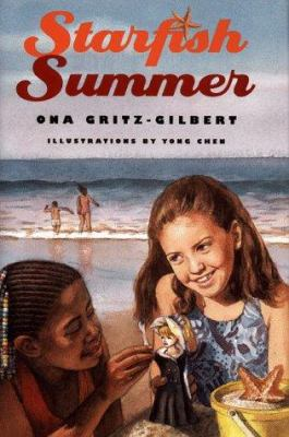 Cover image for Starfish summer