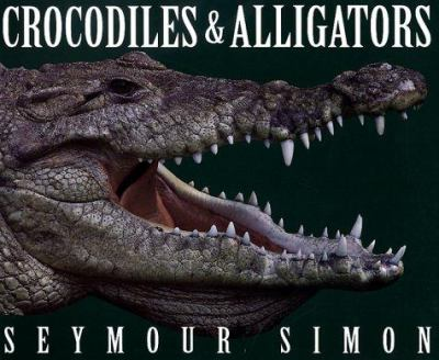 Cover image for Crocodiles & alligators