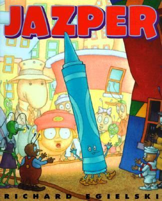 Cover image for Jazper