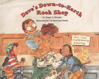 Cover image for Dave's down-to-earth rock shop
