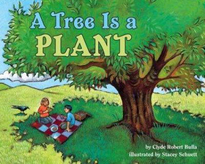 Cover image for A tree is a plant
