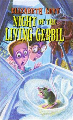 Cover image for Night of the living gerbil