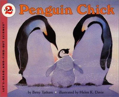 Cover image for Penguin chick