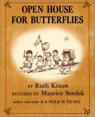 Cover image for Open house for butterflies
