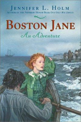 Cover image for Boston Jane : an adventure