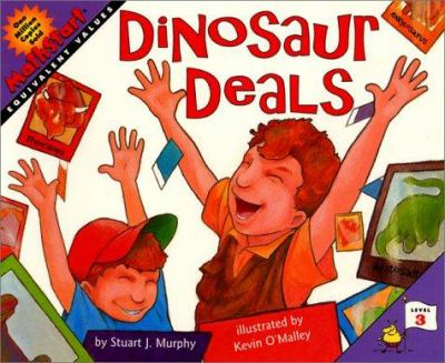 Cover image for Dinosaur deals