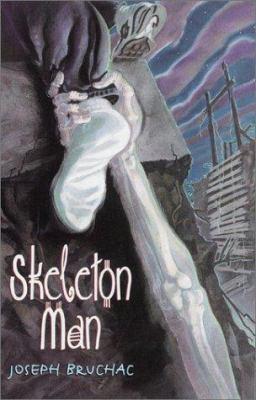 Cover image for Skeleton man