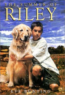 Cover image for The summer of Riley