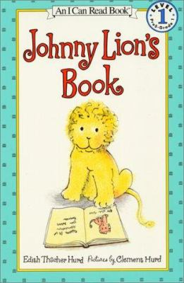 Cover image for Johnny Lion's book
