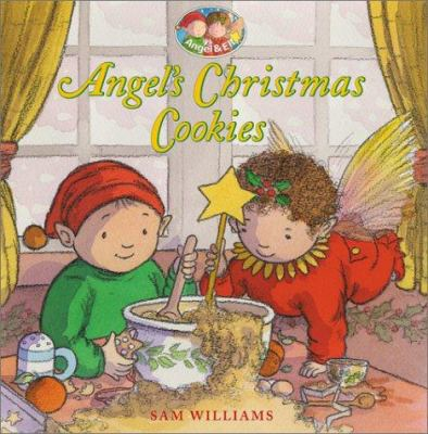 Cover image for Angel's Christmas cookies