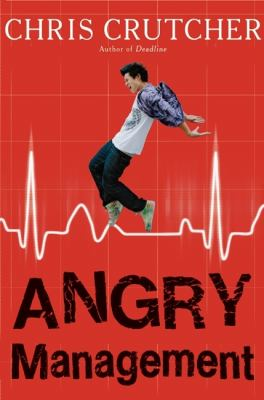 Cover image for Angry management : three novellas