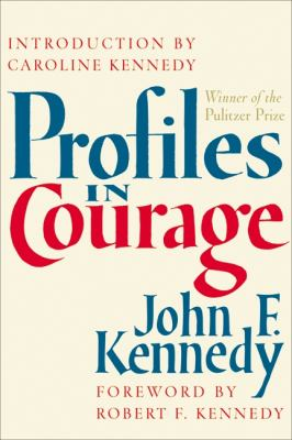 Cover image for Profiles in courage