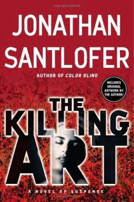 Cover image for The killing art : a novel of suspense