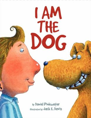 Cover image for I am the dog