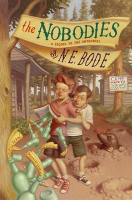 Cover image for The Nobodies