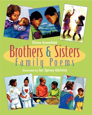 Cover image for Brothers & sisters : family poems