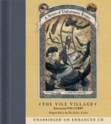 Cover image for The vile village