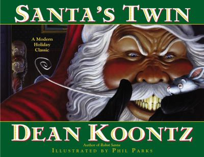 Cover image for Santa's twin
