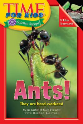 Cover image for Ants!