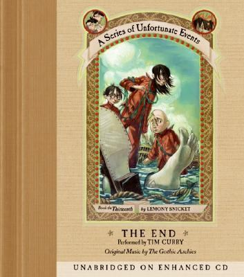 Cover image for The end