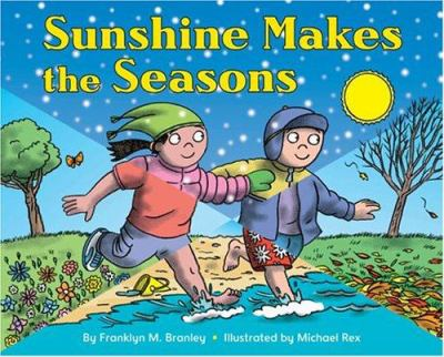 Cover image for Sunshine makes the seasons